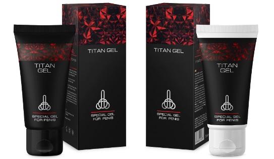Titan gel prix