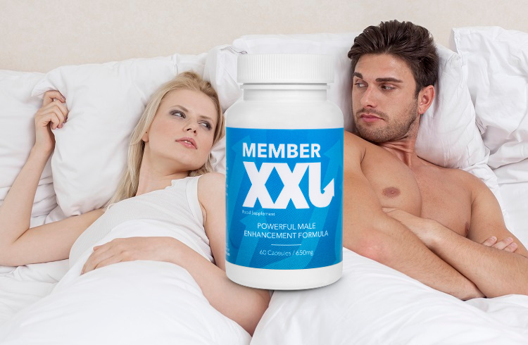 Member XXL – prix, en pharmacie, composition